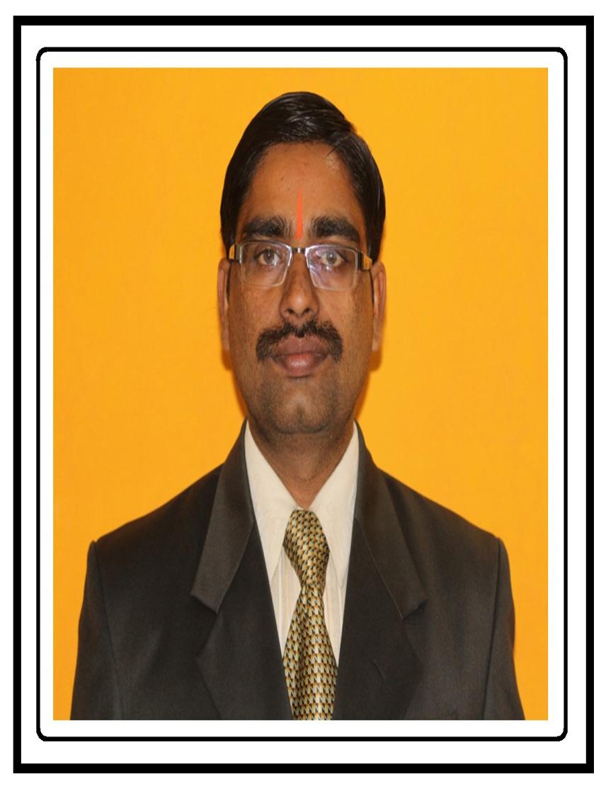 Dr. Satish Govind Saykar.