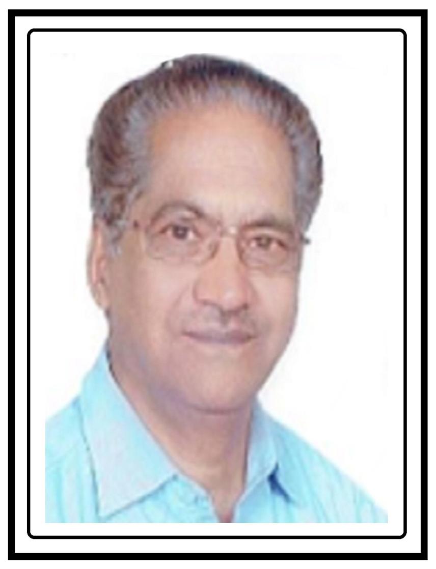 श्री.अरुण वि .देशपांडे
