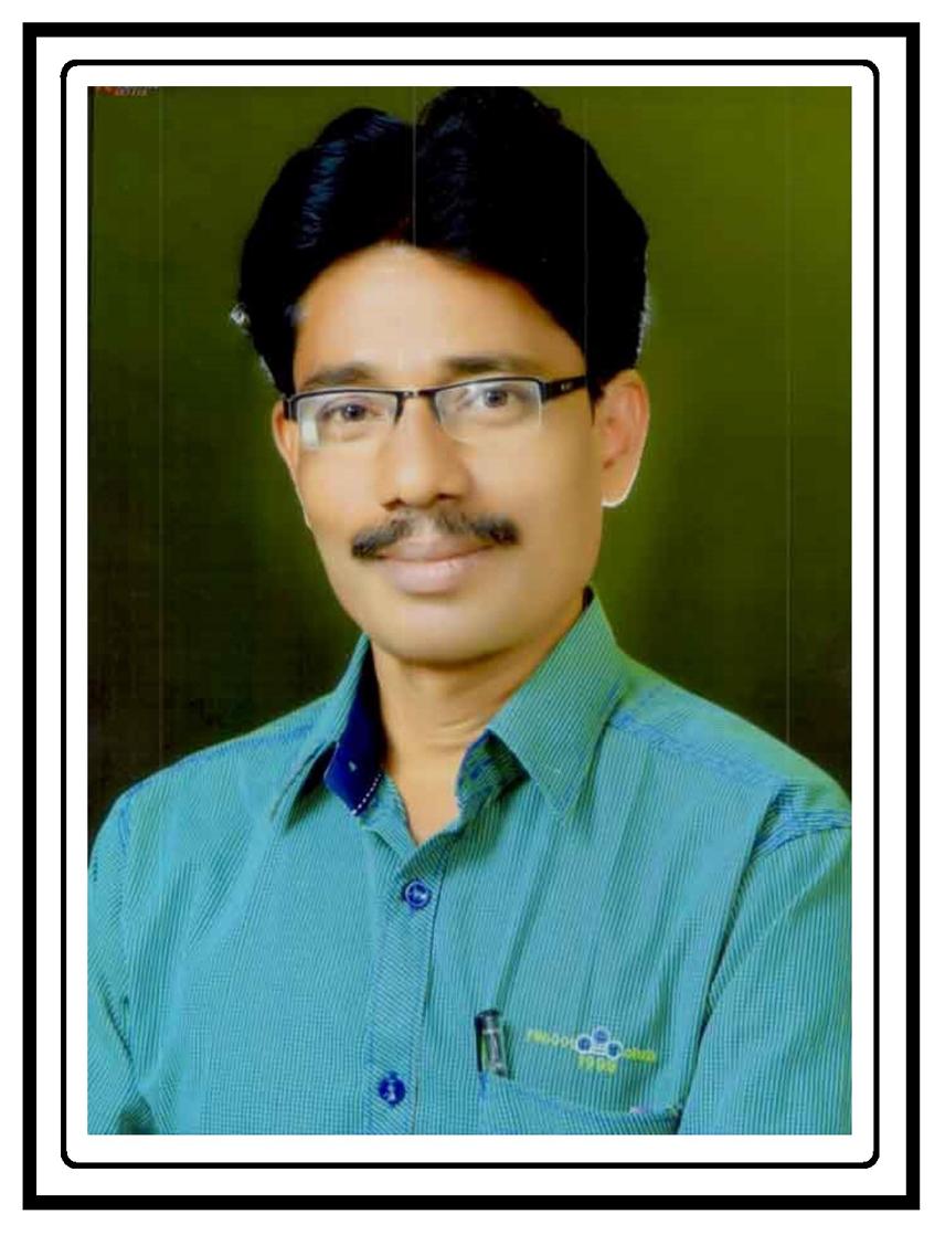 श्री.रवींद्र रामकृष्ण जवादे